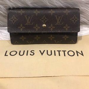 Louis Vuitton Porte Tresor Int'l Wallet #4.6M
